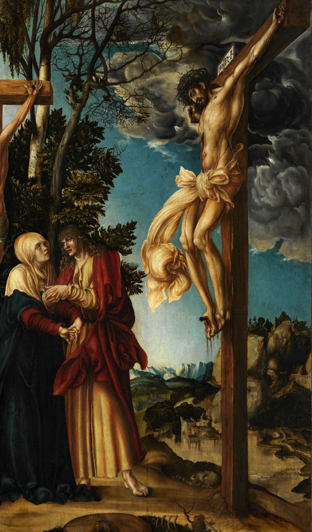 Lament under the Cross